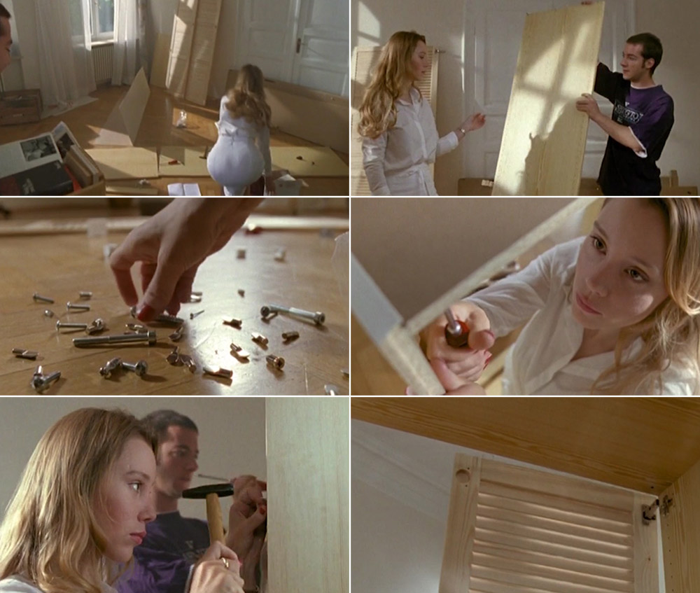 "Midsommar Stories: ""Sabotage"" - IKEA Jalusie wardrobe assembly"